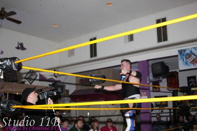 CTWE 090307 - Dan Barry vs Joey Bricco