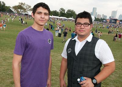 09/16/11 - Austin City Limits Festival - Day 1