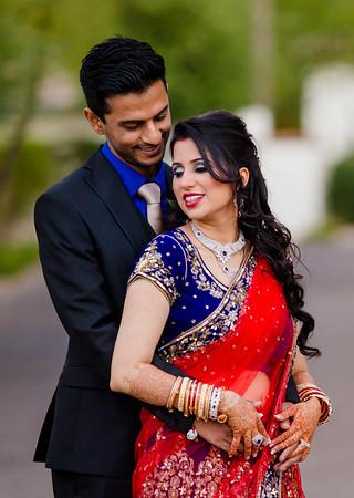 Neha & Ajit Reception