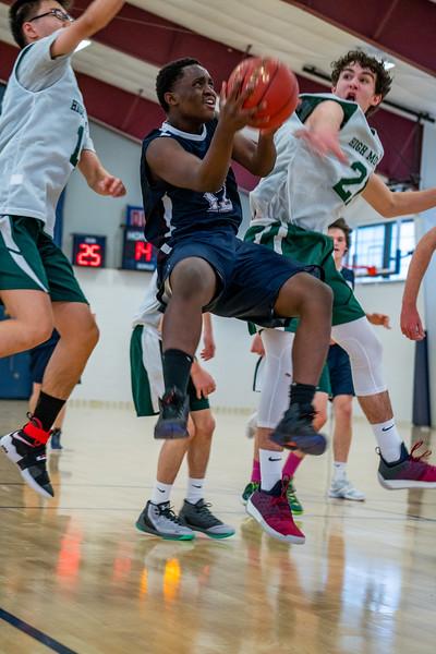 Boys Basketball 2018-2019