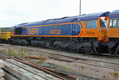 Peterboro GBRF, Whitemoor Open Day and Bucks Railway Centre 14/08/11