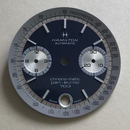 Hamilton Pan Europ 703 NOS