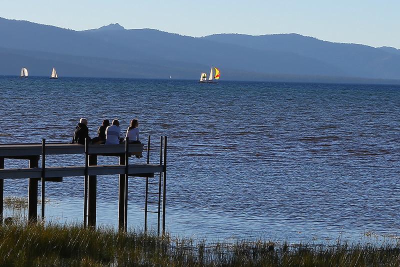Tahoe Sail Boats