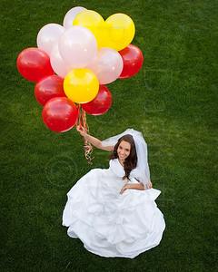Kailey Romano Bridal Portrait