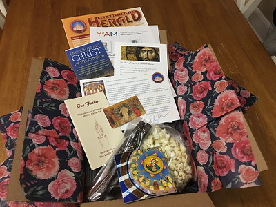 Community Life - College Lenten Kits - March 29, 2018