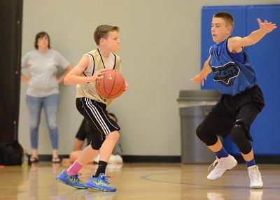 Basketball - LHS Freshmen 2016-17 - Field House