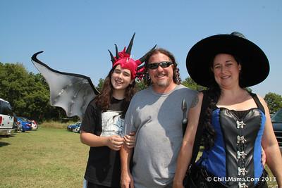 Bristol Renaissance Faire 2013-August