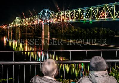 Bridge lights - 11-6-20 - Messenger-Inquirer