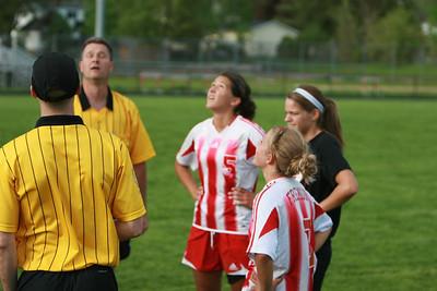 Girls Varsity Soccer - 2006-2007 - 5/9/2007 Orchard View