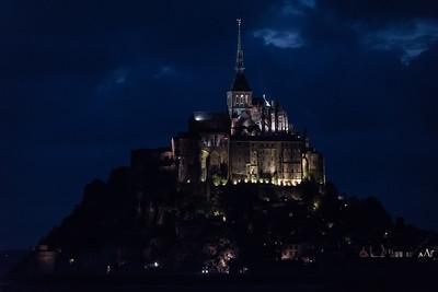 Journey Across France: Mont Saint-Michel