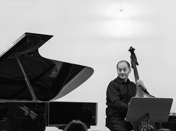 Luigi Martinale Trio La colonna sonora che non c'è - 26 ottobre 2017, Conservatorio Ghedini, Cuneo