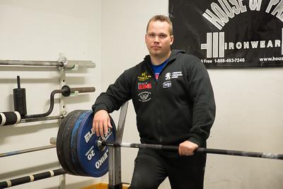 Janne Hakala Penkkitreeni