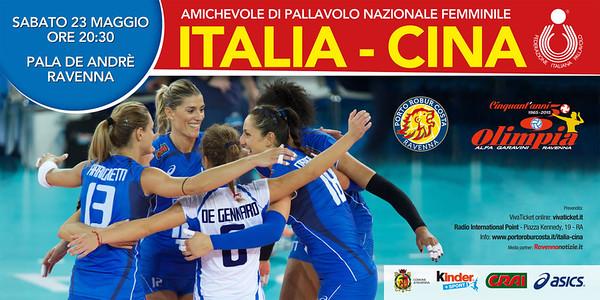 ITALIA - CINA