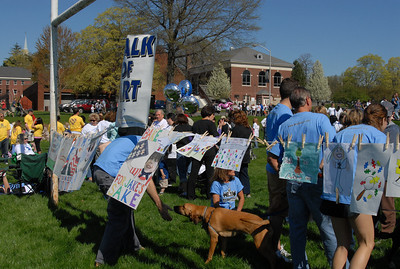 Walk for Autism 2011