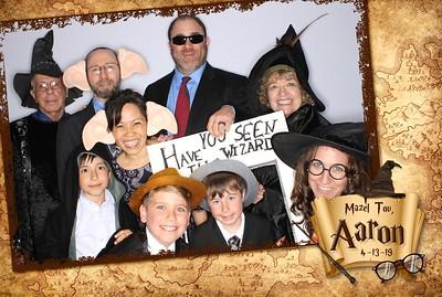 04.13 Aaron's Bar Mitzvah