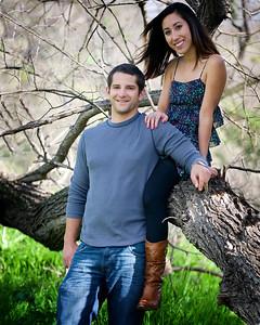 Nicole and Jared