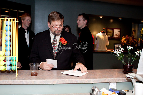 Marriage License - Sara and Mark