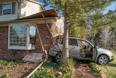 Cimarron Road Car vs. House