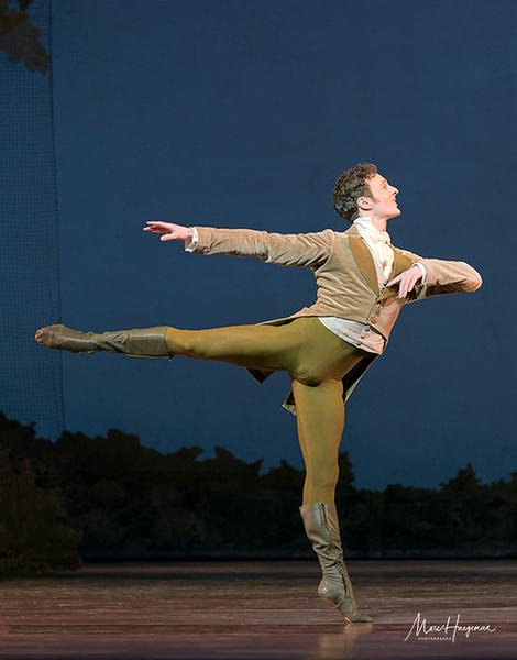Onegin - Het Nationale Ballet, 2017