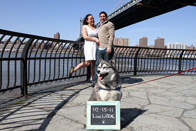 Joanna, Louis & Suka Wedding Announcement  Photographs Web