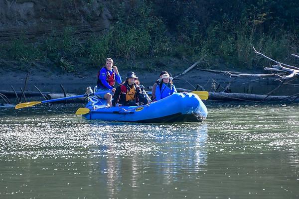 9-27-17 *GreatBearChalet - River Float II