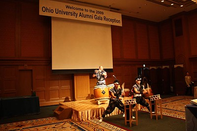 Alumni Gala Reception with Chubu University 2009