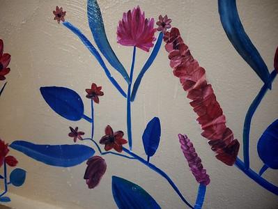 Lancement du projet de fresque à l'école Louis Lechère