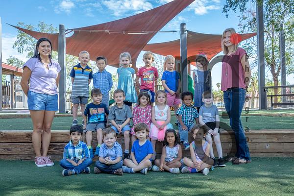 DGM 2018-2019 Primary, Classroom 1, Ms. Katie