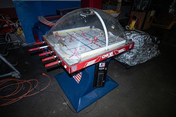 Arcade & Claw Games