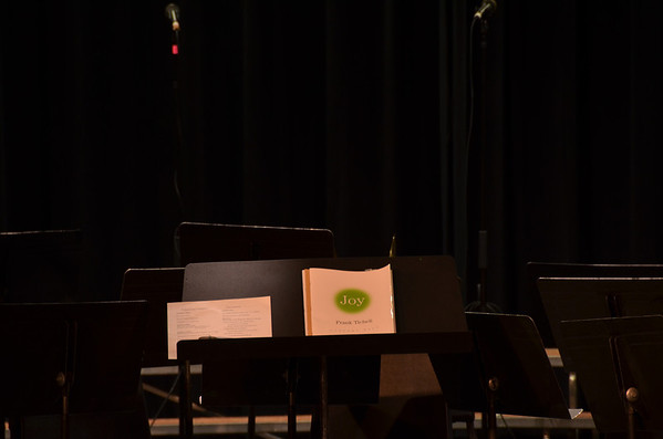 A Winter's Night of Music, St. Michaels Symphonic Band and Concert Choir - December 9, 2013