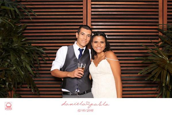 Daniela e Pablo