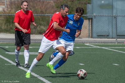Legends - Club Italia vs Rangers 4-28-2019