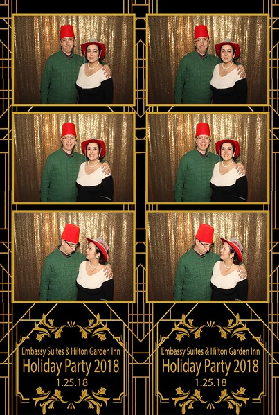 Embassy Suites Holiday Party (01/25/28)