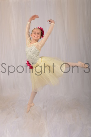 Wednesday at IPR - Ballet II/A, Ms. Yvonne