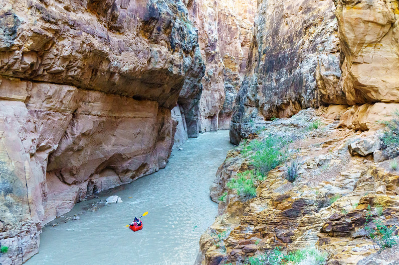 Ryan Choi, Muddy Creek, Utah.