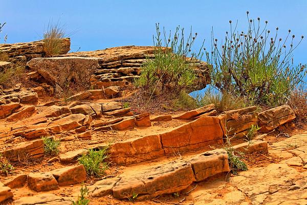 La Route des Crêtes - roche