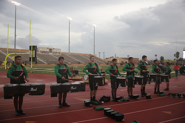 HCISD Band Night