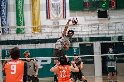 2021-04-22 PHS vs Escondido Boys Varsity Volleyball