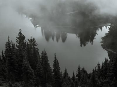 Tolmie Peak Lookout, Mt Rainier National Park, 9/5/16