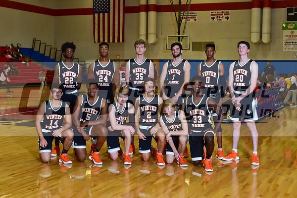 Varsity Boys Basketball 12-3-18