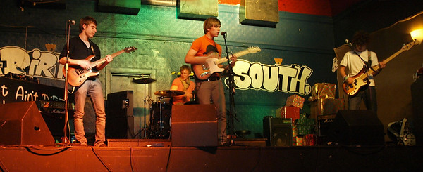 Gigs 2007