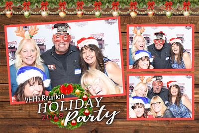 2018.12.08 - VHHS Reunion Holiday Party