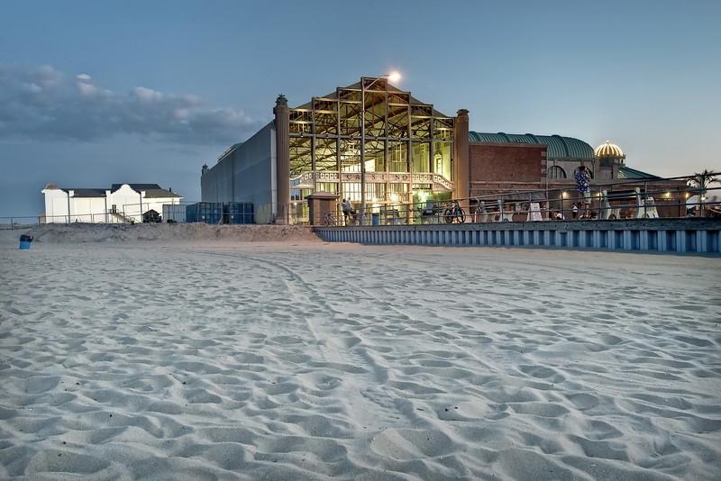 #210 Casino Beach, Asbury Park, NJ.