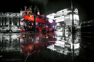 Buses of London Photography
