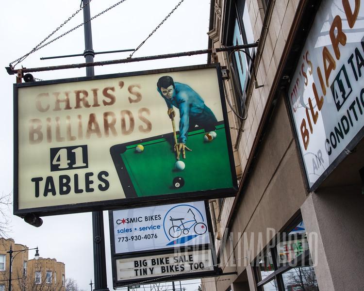 Chris's Billiards