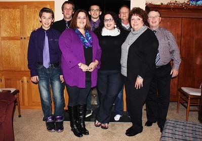 Ulitsch Family 120614