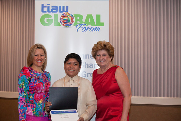 TIAW Global Forum 2014 World of Difference Awards