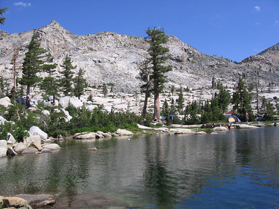 Twin Lakes, Desolation Wilderness - July 31, 2005