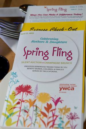 YWCA Spokane's 2019 Spring Fling!