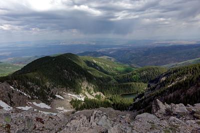 Lake Peak 2019-06-27